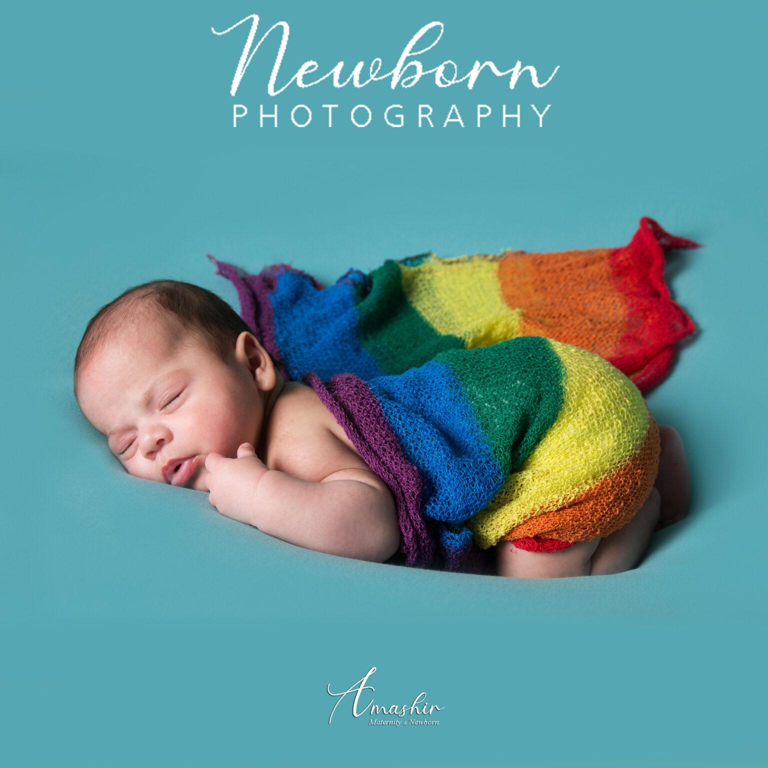 Amashir Photo Newborn Teruel 2